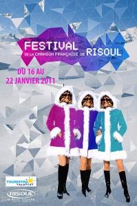 Affiche Risoul 2011