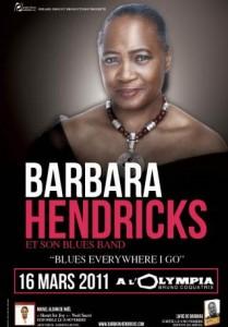 Barbara Hendricks Olympia