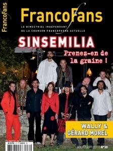 Francofans - N°30 - Aout Septembre 2011