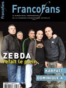 Francofans - Février / Mars 2012