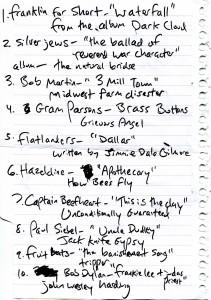 Neal Casal - Playlist