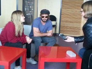 Angus & Julia Stone interview