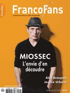 Francofans - couverture juin 2016