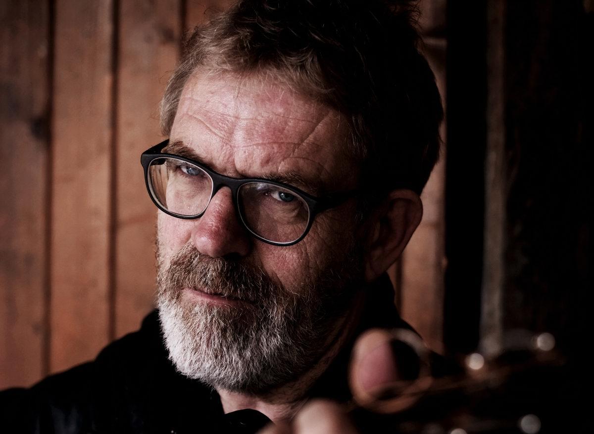 Dick Annegarn - Crédit Guillaume Rivière
